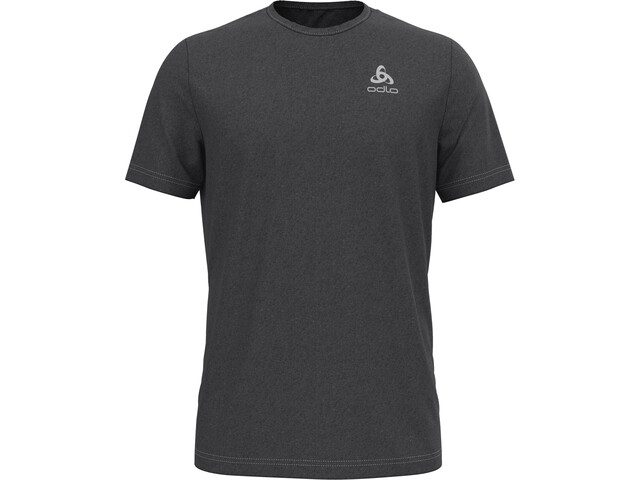 Odlo Millennium Element Crew Neck SS T-Shirt Men black melange